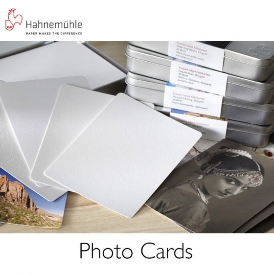 Hahnemühle Photo Cards